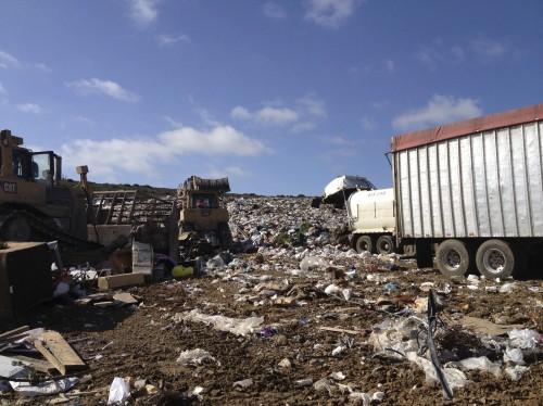 San Diego Dump