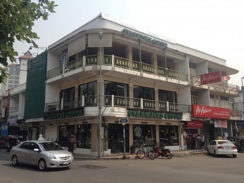 Chiang Mai Starbucks