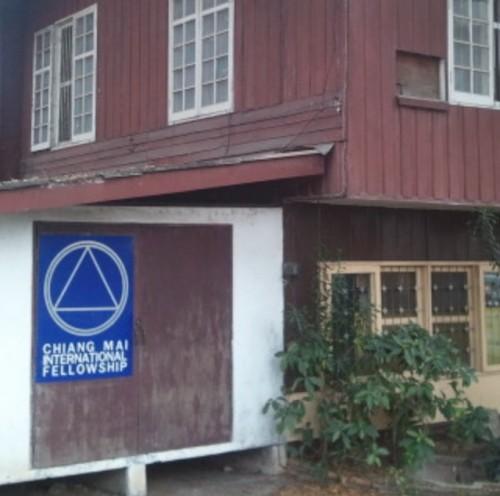 AA Clubhouse, Chiang Mai