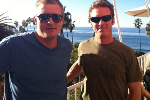 Lars and I