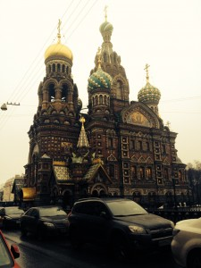 St.Petersberg late last year